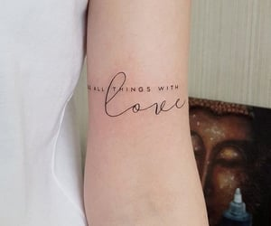 Tattoos, Tatts, and love image