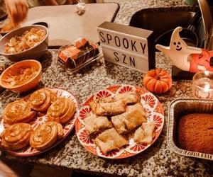 autumn, bakery, and chocolate image