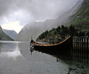 norway, viking, and norge image