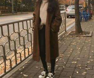 fashion, autumn, and aesthetic image