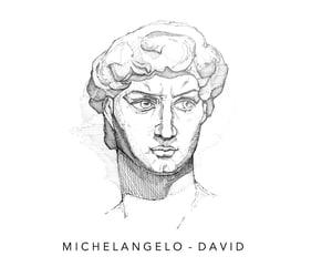 art and michelangelo image