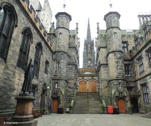 scotland and university of edinburgh image