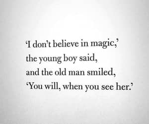 magic, smile, and young image