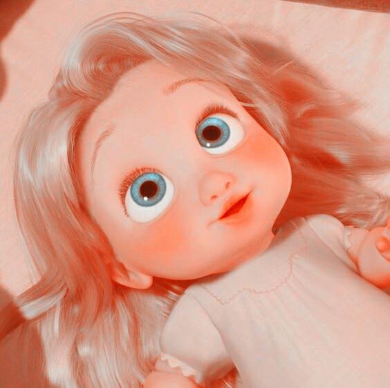 Baby Rapunzel Uploaded By ᴅᴀɴɪᴇʟᴀ On We Heart It