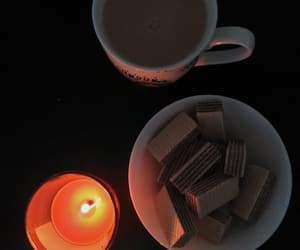 autumn, candles, and home image