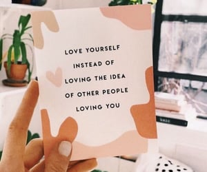 quotes, love yourself, and inspire image