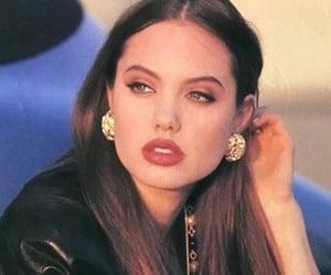 90s, aesthetics, and Angelina Jolie image