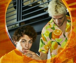 orange, r5, and ross lynch image