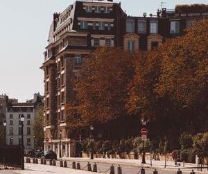 architecture, art, and autumn image