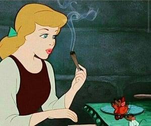 cinderella, disney, and blunt image