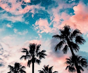 wallpaper, sky, and summer image