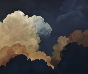 clouds, indie, and sky image