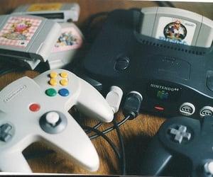 game, nintendo, and mario image