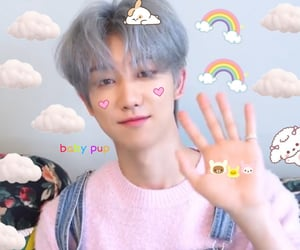 kpop, Seventeen, and soft image