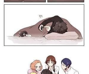 anime, funny, and kawaii image