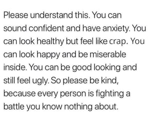 anxiety, broken, and depression image