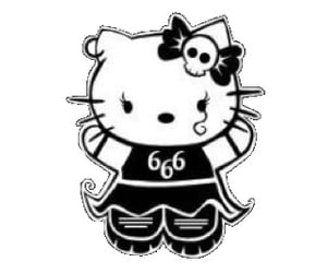666, edit, and gore image