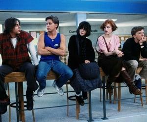 The Breakfast Club, movie, and Breakfast Club image