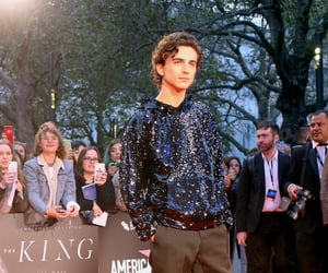 beautiful boy, supermodel, and the king image