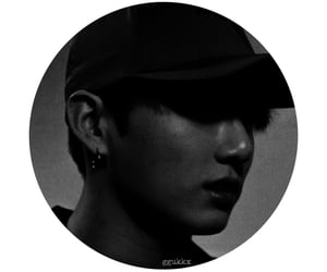 dark, icon, and jungkook image