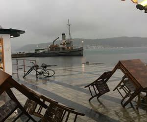 sea, seasons, and çanakkale image