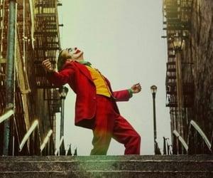 joker, movie, and DC image