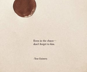kiss, quote, and words image