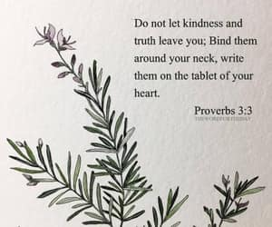 bible verse, proverbs, and christian quote image
