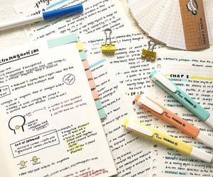 medicine, university, and bullet journal image