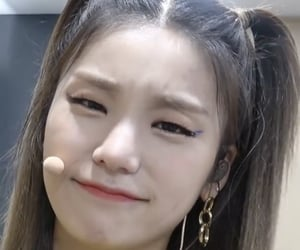 low quality, itzy, and yeji image