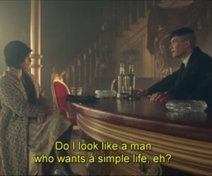 cillian murphy, subtitles, and peaky blinders image