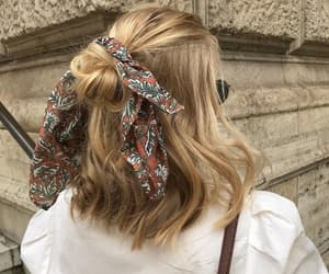 hair, accessories, and beauty image