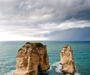 attraction, Beirut, and cave image