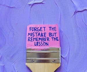advice, inspiration, and lesson image