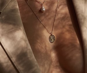 necklace, jewelry, and aesthetic image