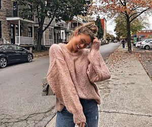 autumn, style, and fall image