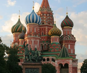 moscow, russia, and kremlin image