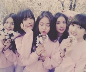 girl group, kpop, and gfriend image