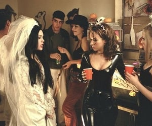 mean girls, Halloween, and lindsay lohan image