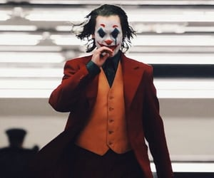 clowns, coringa, and joaquin phoenix image