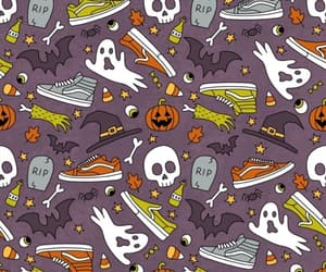 Halloween and vans image