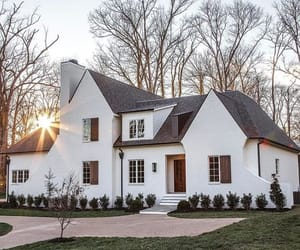 Dream, house, and white image