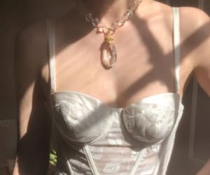 accessories, asian, and breast image