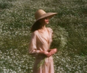 vintage, flowers, and aesthetic image