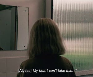 aesthetic, movie, and sad image