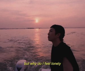 alone, deep, and edit image