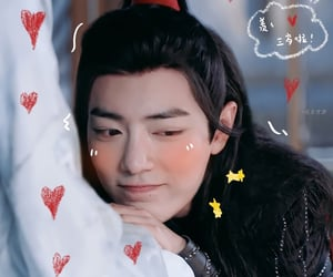 boy, happybirthday, and xiaozhan image