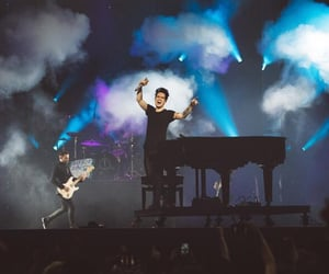 brendon, brendon urie, and rock in rio image