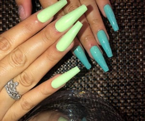 cosmetics, gel, and nails image