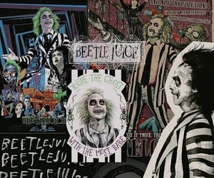background, beetle juice, and wallpaper image